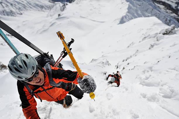Extrem-Bergsteiger – Foto