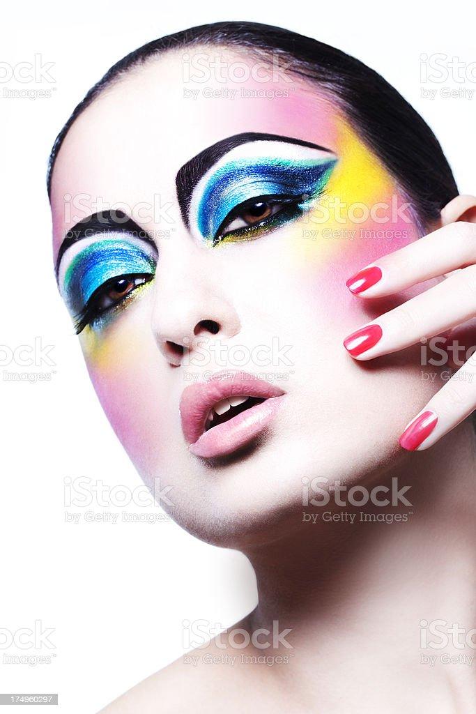 Extreme Beauty stock photo