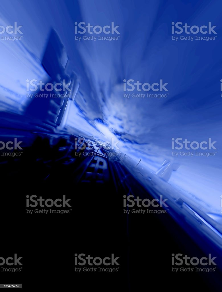 Extreme Cityscapes Version 34 royalty-free stock photo
