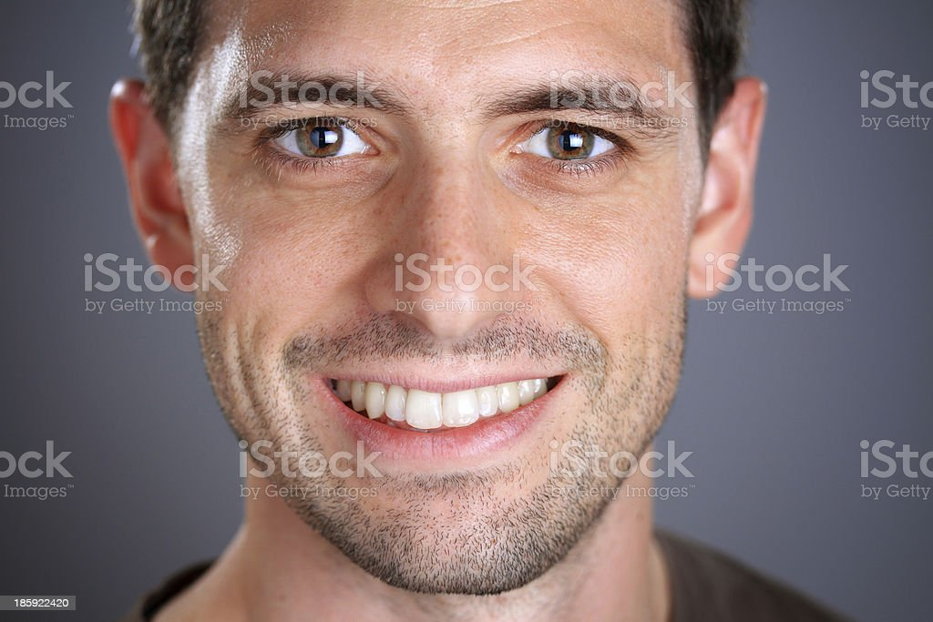 Extreme closeup stock photo