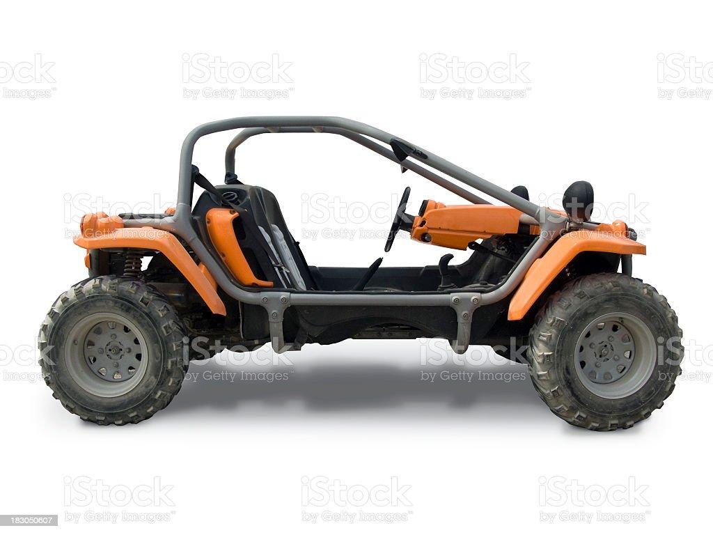 Extreme quads stock photo