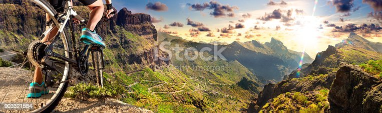istock Extreme sport and adventures.Exercise and healthy lifestyle 903321584