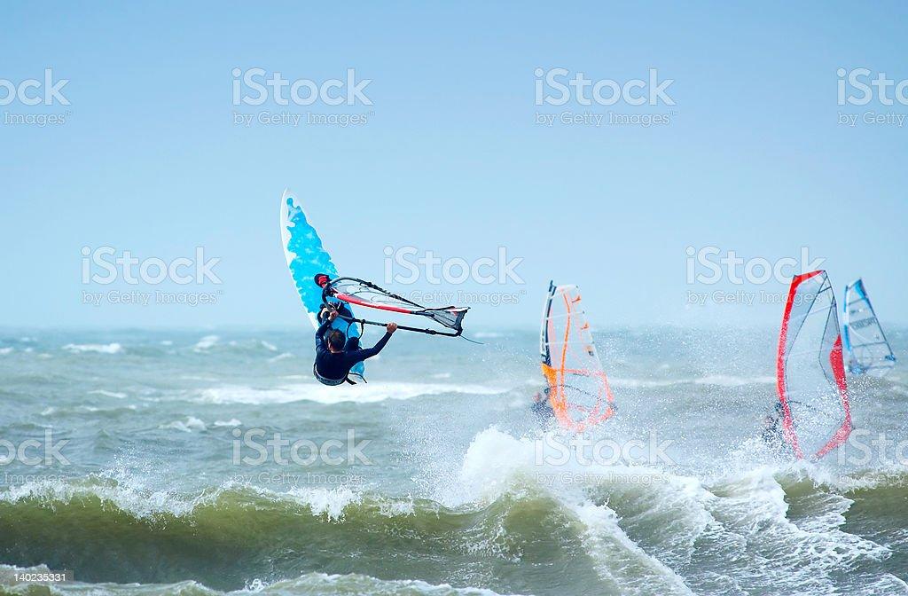 extreme Windsurfen – Foto