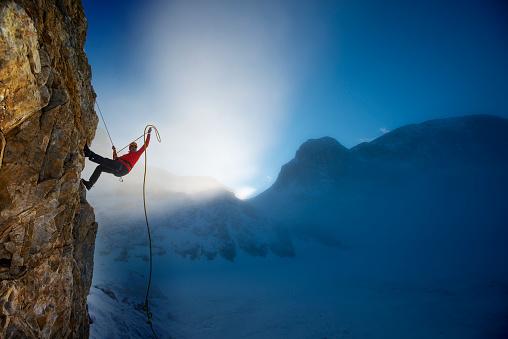 istock extreme winter climbing 518208206