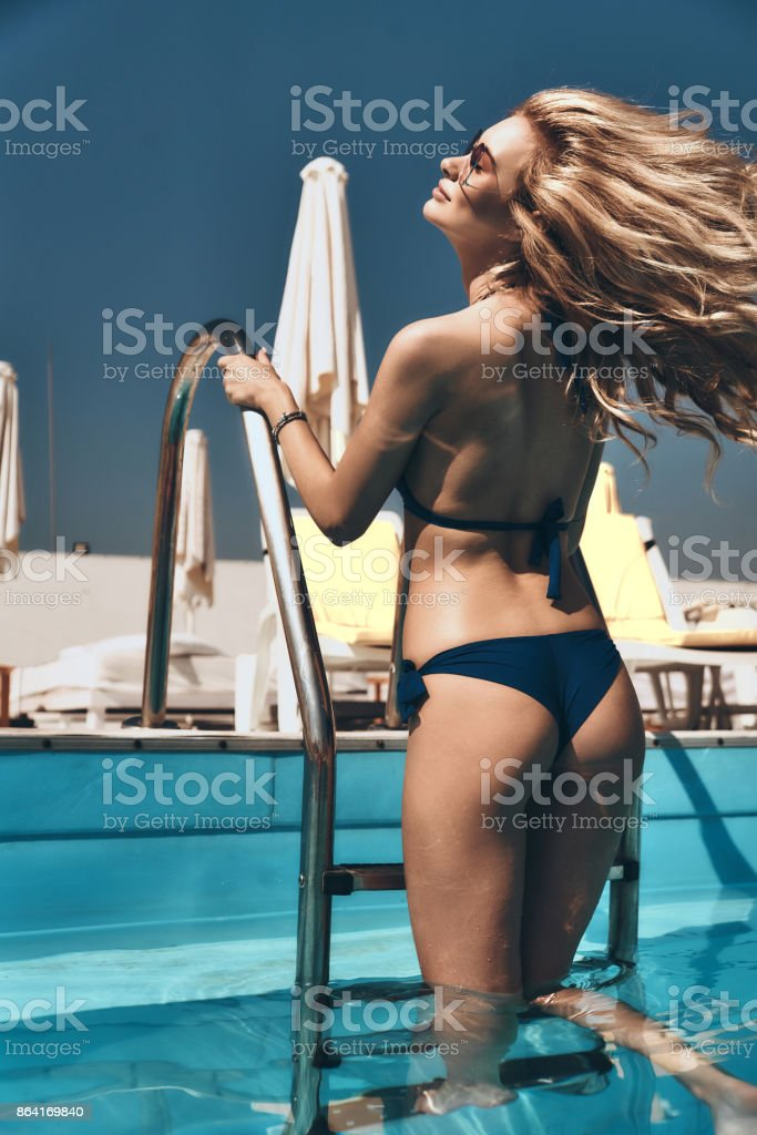 Extremely sensual. royalty-free stock photo