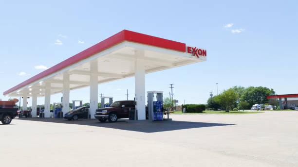 Exxon Mobil Stock Photos, Pictures & Royalty-Free Images