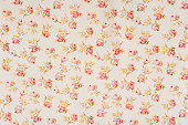 istock Eydies Rose Drop Floral Antique Fabric 155141527