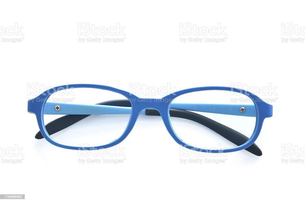eye glasses royalty-free stock photo