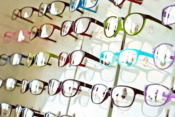 eye glasses - eyewear stock pictures, royalty-free photos & images