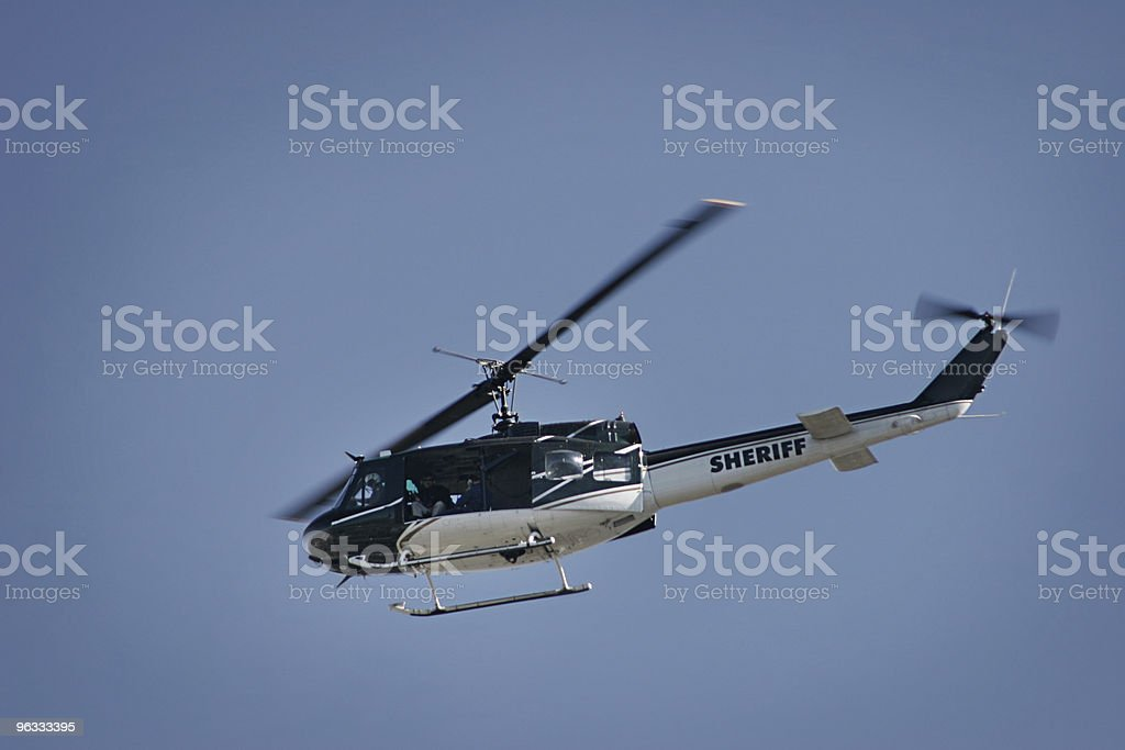 Eye in the Sky royalty-free stock photo