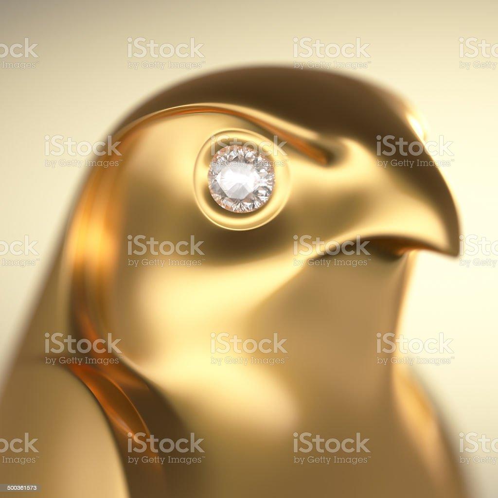Eye of Horus XL+ stock photo