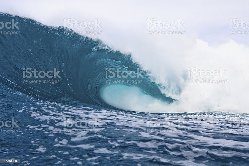 'Eye of the sea' Ocean Portrait by Thurston Photo stock photo