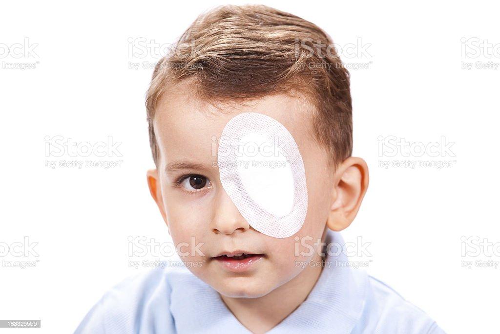 Augenklappe – Foto