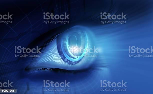 Eye Stock Photo - Download Image Now