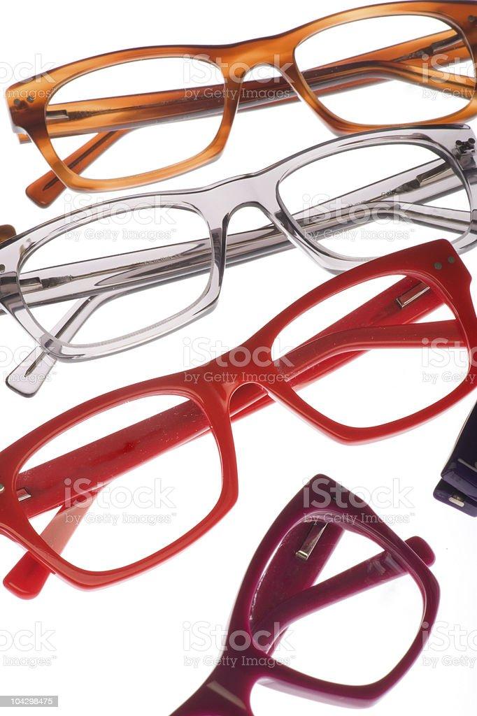 Eye wear royalty-free stock photo