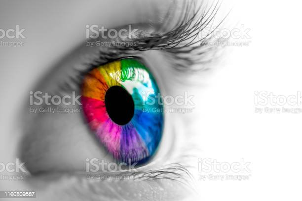 Eye with rainbow colors picture id1160809587?b=1&k=6&m=1160809587&s=612x612&h=nml6fhx9hhuzzikx ao 6airetzimzgyj r9mohensy=