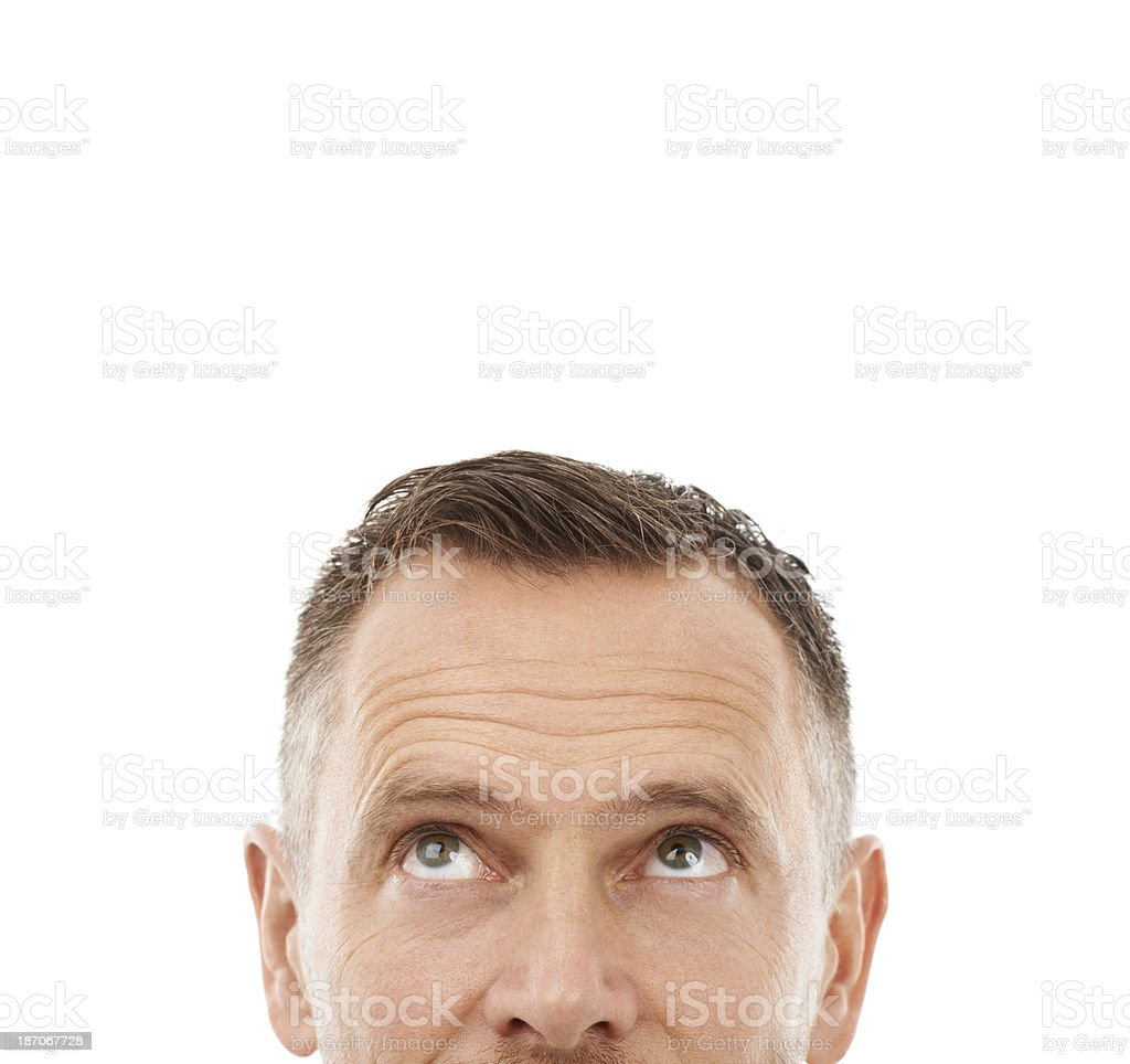 Eye-catching copy-space stock photo