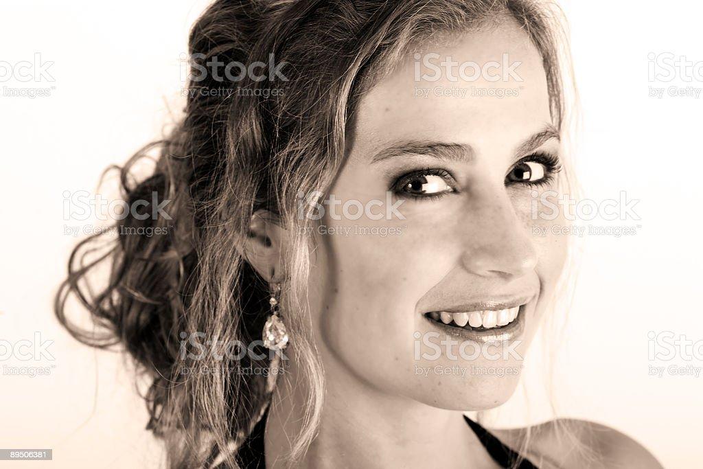 eyecontact 免版稅 stock photo