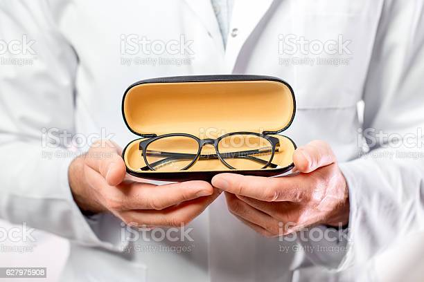 Eyeglasses for sight in the case picture id627975908?b=1&k=6&m=627975908&s=612x612&h=q4bcrltbwdygsnywyk5rphofc9ucuzquoinlyrpdjia=