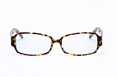 Eyeglasses isolated on white background(with clipping path)