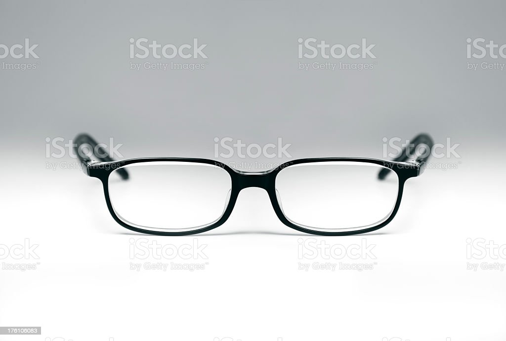 eyeglasses - XXXL stock photo