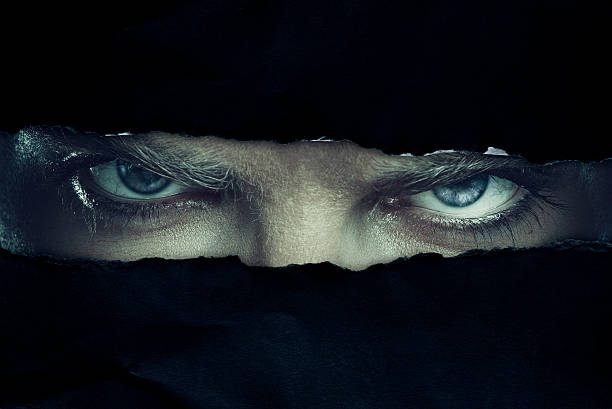 eyes - diabolic stock pictures, royalty-free photos & images