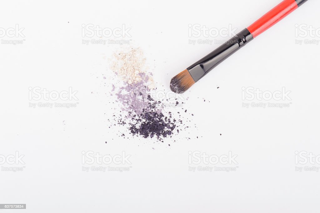 Eyeshadows stock photo