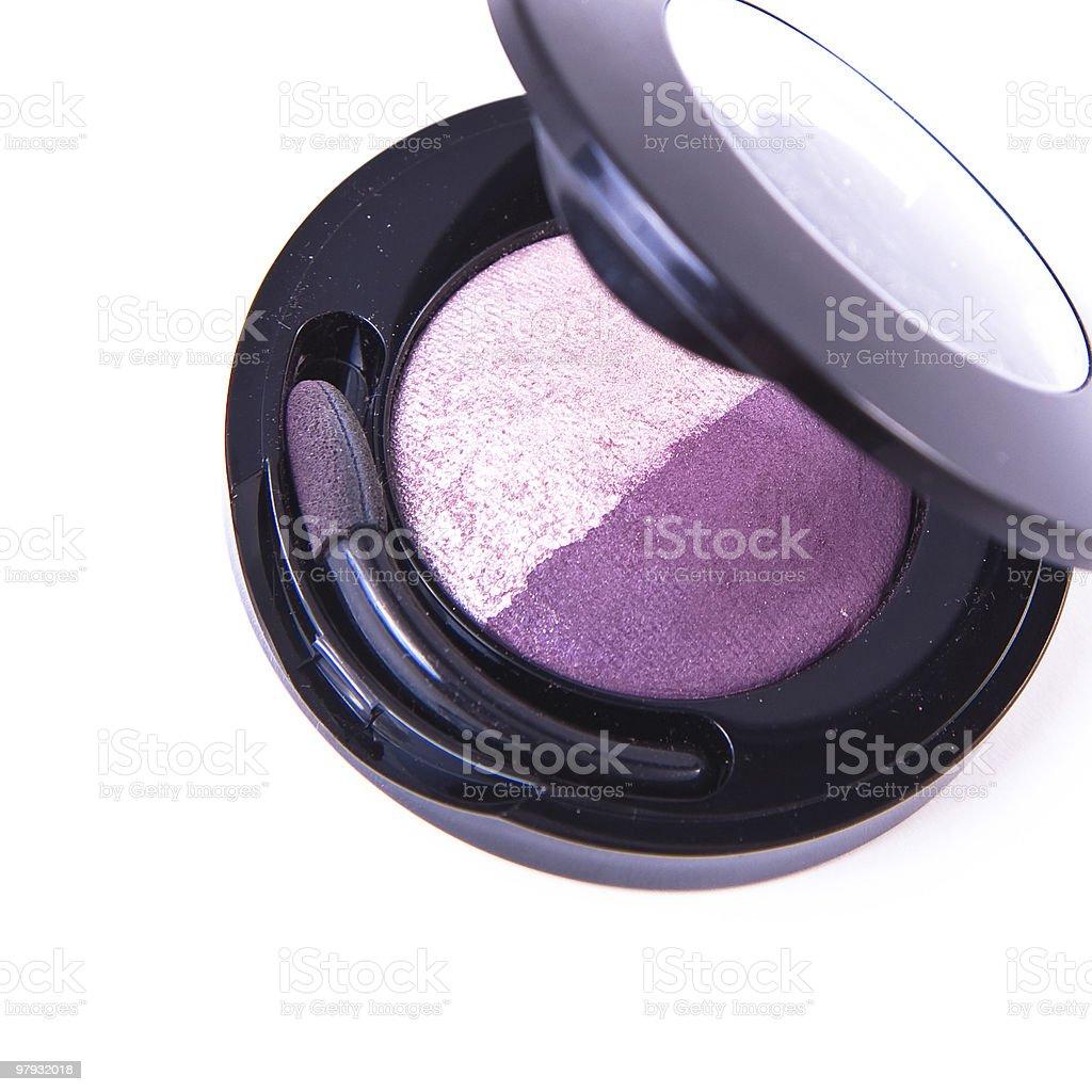 eyeshadows royalty-free stock photo