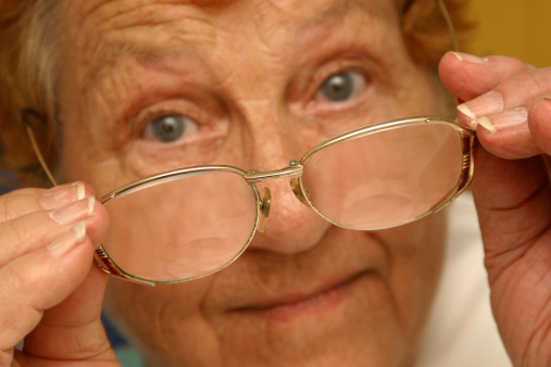 Eyesight Assitance Stock Photo - Download Image Now