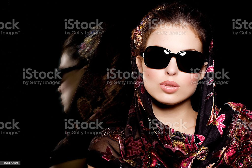 Eyewear Fashion stock photo