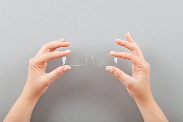 Eyewear Glasses stock photo