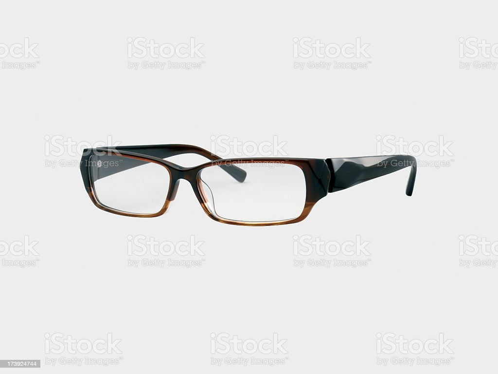 Eyewear (clipping path) royalty-free stock photo