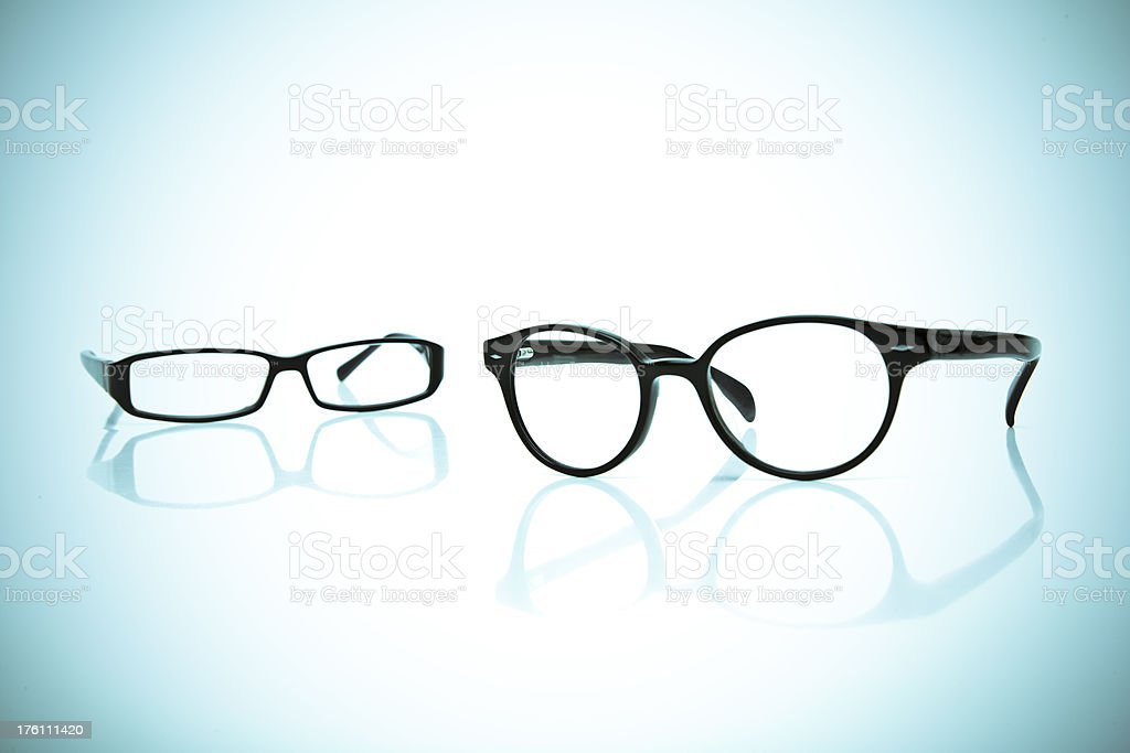 Eyewear Series royalty-free stock photo