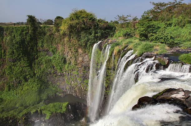 Eyipantla Falls Eyipantla Falls in Veracruz State, Mexico veracruz stock pictures, royalty-free photos & images