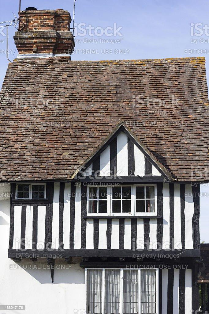 Eynsford in Kent, England stock photo