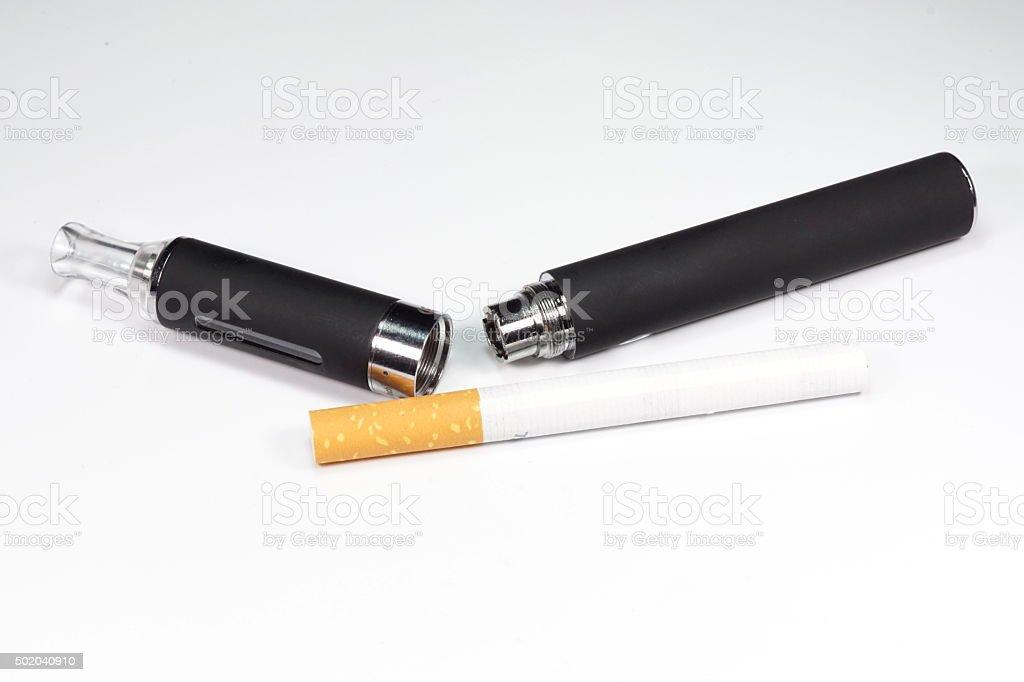 E-Zigarette stock photo