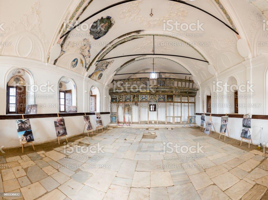 f Ayasosti Church at village of Sirince.Selcuk,Izmir,Turkey royalty-free stock photo