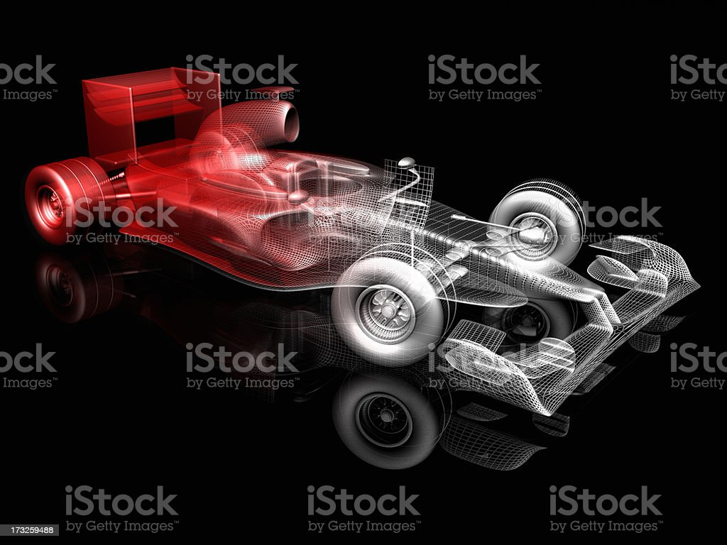 f1 acr royalty-free stock photo