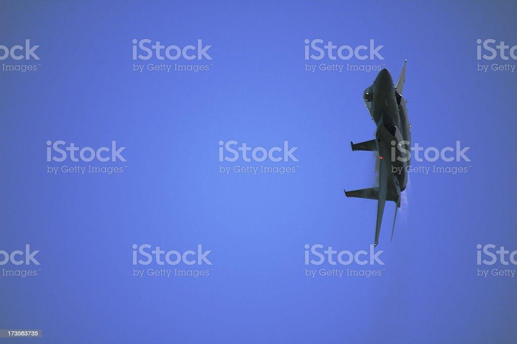 f-15 eagle royalty-free stock photo