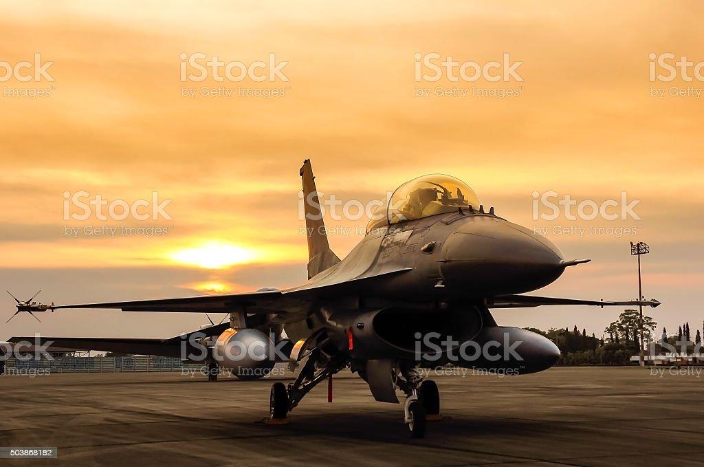 f16 falcon fighter jet stock photo