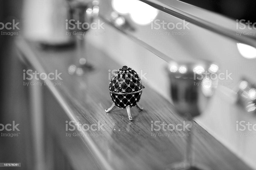 Faberge Egg royalty-free stock photo