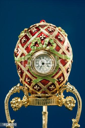 istock Faberge egg 183280210
