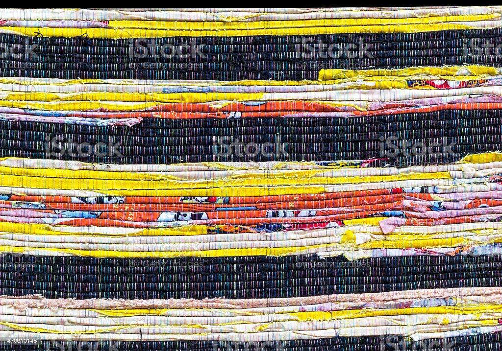 Fabric alternation texture pattern stock photo