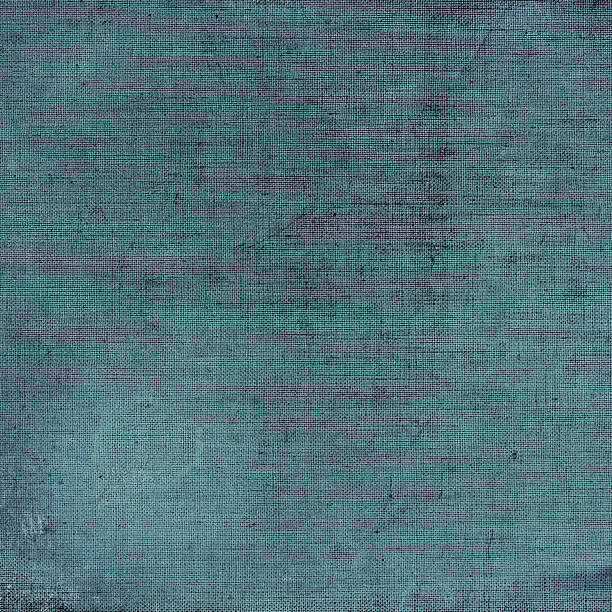Fabric background with grungy worn and weathered texture