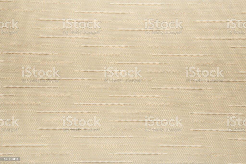 Fundo de textura do tecido cortina cego - foto de acervo
