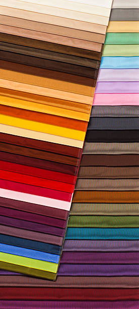 Material in verschiedenen Farben – Foto