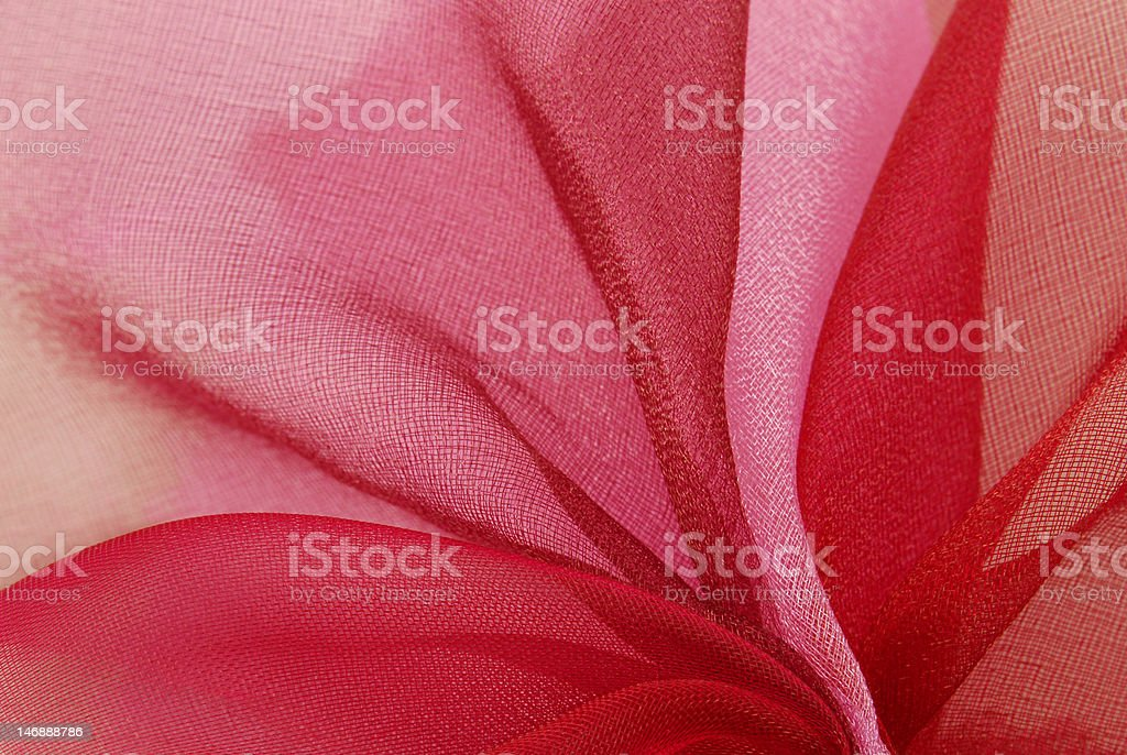 fabric organza texture stock photo