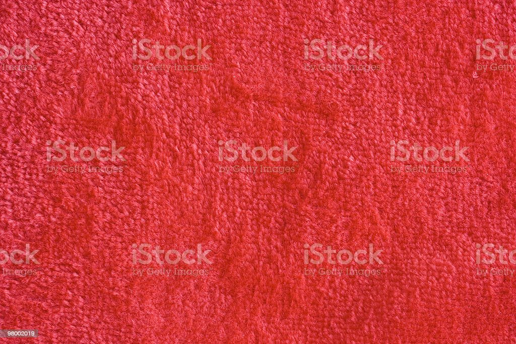 Fabric red texture royalty-free stock photo