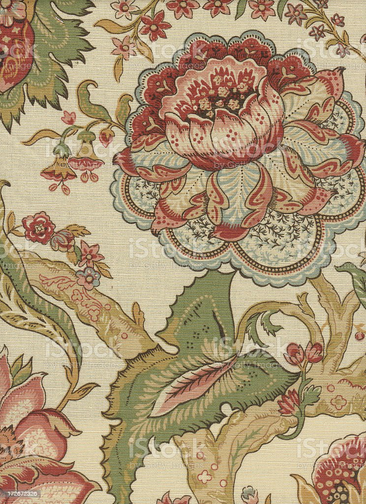 fabric scan 4 royalty-free stock photo