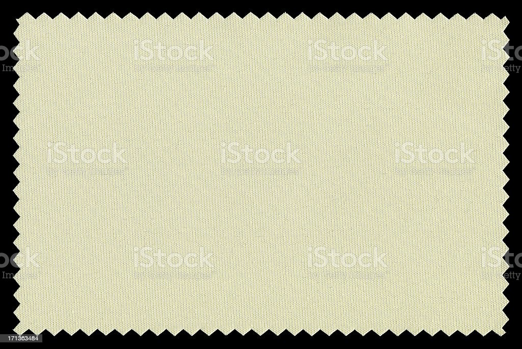 Fabric Swatch stock photo